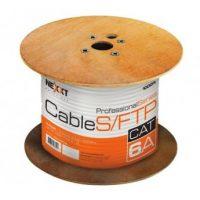 Cable S_UTP 4 Pares Cat6A Tipo LSZH