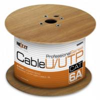 Cable U_UTP 4 Pares Cat6A Tipo LSZH