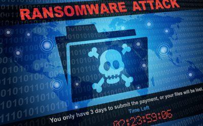 Ramsomware igual a Ciberbercrimen